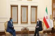 دیدار سفرای جدید کنیا و نیجریه و نماینده سازمان جهانی با ظریف