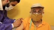 واکسیناسیون فریدون جیرانی و چند هنرمند سرشناس