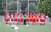 اعزام دختران جوان فوتبالیست ایران به تاجیکستان