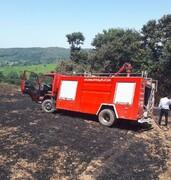 راهاندازی ۵۱۰ پایگاه آتشنشانی روستایی