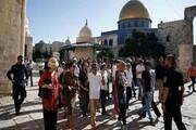 اقدامات خصمانه شهرکنشینان علیه مقدسات فلسطینیان