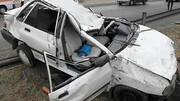 تصادف زنجیره ای وحشتناک 7 نفر را راهی بیمارستان کرد/ چهارشنبه اتفاق افتاد