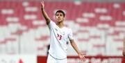 مهدی قائدی دومین گل ملی خود را به ثبت رساند!