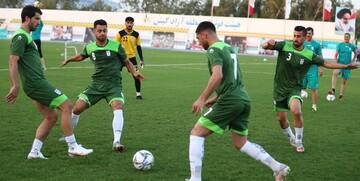 ترکیب احتمالی تیم ملی ایران مقابل عراق +جزئیات زمان دیدار