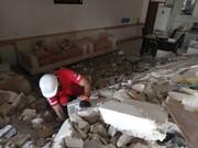 انفجار هولناک خانه مسکونی/ ظهر امروز در گنبد کاووس اتفاق افتاد