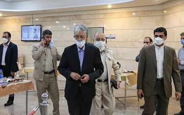 نشست خبری شورای ائتلاف نیروهای انقلاب /گزارش تصویری