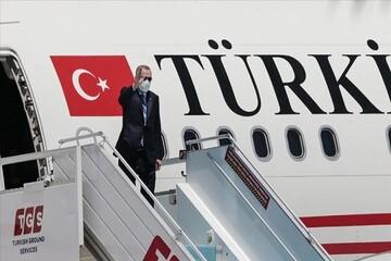 رئیس جمهور ترکیه به بروکسل می رود
