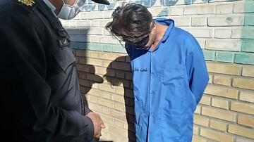 کله گنده ی باند قاچاق مواد مخدر به دام افتاد