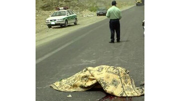 مرگ تلخ 3 عضو یک خانواده شیرازی در صحنه ی زیر / یک فرزند تنها ماند