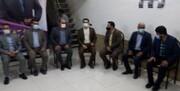بازدید فرماندار فیروزکوه از ستادهای تبلیغاتی نامزدهای انتخاباتی