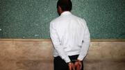 ناکامی سارق طلا فروشی با حضور به موقع پلیس ! / ترفند هایی از پلیس برای دستگیری سارقان در صحنه + عکس