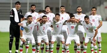 ترکیب تیم ملی در برابر عراق مشخص شد