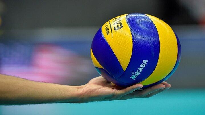 پخش زنده والیبال ایران - استرالیا