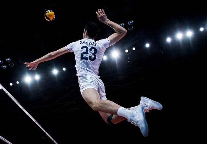 بردیا سعادت در بازی دهم ایران امتیازآورترین بازیکن بود