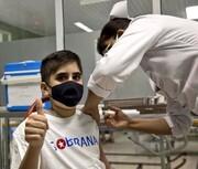 "تزریق واکسن ""پاستوکووک"" به اولین کودک"