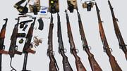 محموله قاچاق سلاح به مقصد نرسید! / در مهران ضبط شد