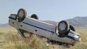 واژگونی خودرو 7 مصدوم برجای گذاشت / جزئیات
