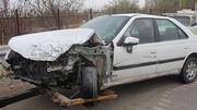 تصادفی خونین و سقوطی هولناک / حوادث رانندگی در مشهد