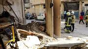 انفجار «دیگ بخار اتو و پرس » سه واحد مسکونی را ترکاند / جزئیات