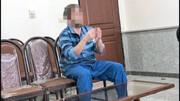 قاتل بی رحم جنازه ی مقتول را در گندمزار رها کرده بود ! / اعتراف کرد !