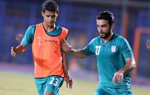 هافبک ملی پوش پرسپولیس : در بحرین آبی و قرمز نداشتیم/ باید فارغ از هررنگی به موفقیت تیم کشورمان فکر کنیم