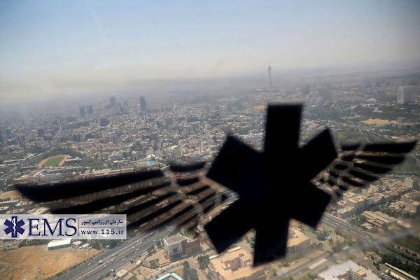 پرواز قلب جوان 19 ساله برای رسیدن به دختر 13 ساله به تهران  + لحظه به لحظه به روایت تصویر
