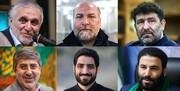 دعوت ۶ مداح سرشناس از مردم برای مشارکت در انتخابات + فیلم