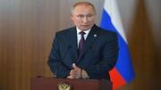 پوتین به رییسی تبریک گفت