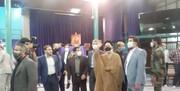 محمد خاتمی با حضور در جماران رای خود را به صندوق انداخت