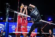 جدول رده بندی مسابقات در پایان هفته چهارم/ ایران در جایگاه یازدهم