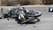 تصادف مرگبار جان راکب جوان موتور سیکلت را گرفت + عکس