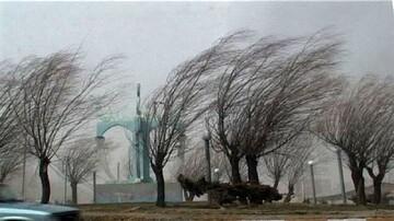 هواشناسی | وزش باد شدید در ۱۲ استان