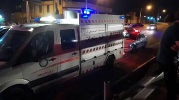 تصادف خونین در کاشان / شب گذشته اتفاق افتاد