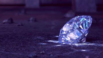 کریستالی که 58 درصد سختتر از الماس است