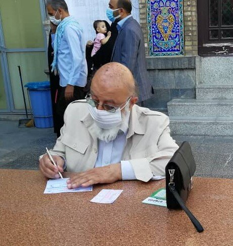 حضور مردم در شعب اخذ رای نویدبخش مشارکت بالا است