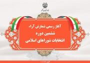 نتایج اولیه انتخابات شوراهای اسلامی شهر استان تهران