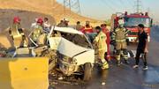 نجات معجزه آسای 7 نفر از صحنه ای وحشتناک  + عکس ها
