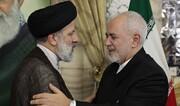 تبریک وزیر امور خارجه به آیت الله رئیسی