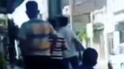 خشونت به بچه ها نیز سرایت کرده است !/ چاقوکشی میان کودکان + فیلم