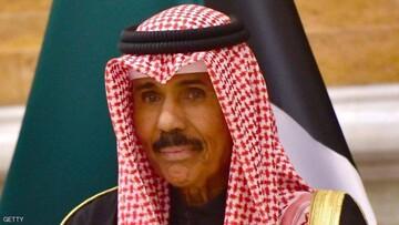 پیام تبریک رئیسی از سوی امیر کویت