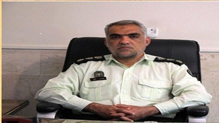 توقیف دو خودروی حمل مواد افیونی در اصفهان / کشف 175 کیلو تریاک