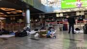 ۳۸ مسافر ایرانی در فرودگاه مسکو زمینگیر شدند