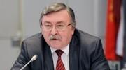 دیدار اولیانوف با مقام اتحادیه اروپا درباره برجام