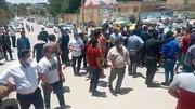 زد و خورد بر سر نتایج انتخابات بین دو طائفه/ پلیس وارد عمل شد!