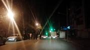 زوج جوان کناریکدیگر در خیابان جان دادند / جزئیات