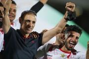 فتح دو سوپرجام توسط گل محمدی با پرسپولیس