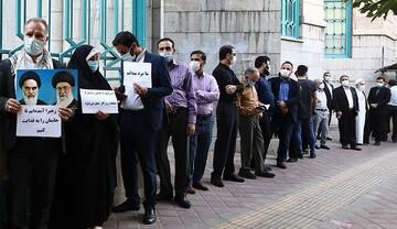 ملت ایران مرعوب تهدید، تحریم و تزویر نمیشود