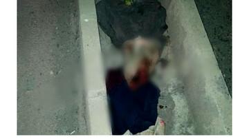 بازداشت قاتل مرد سنندجی/ جنازه سر نداشت !