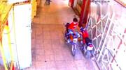 پسر 10 ساله ، سارق حرفه ای موتورسیکلت! / فیلم شوکه کننده