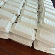 توزیع غذای گرم بین نیازمندان قرچک
